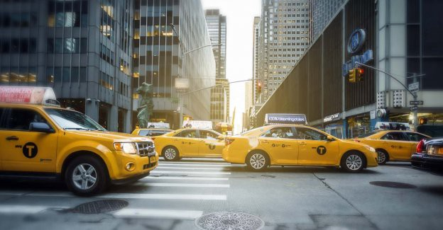 Taxi Booking (Ola/Uber Clone)